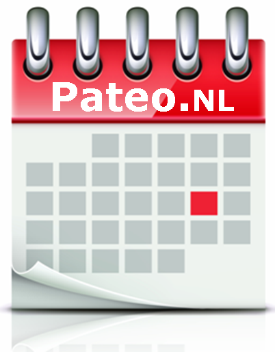 Agenda of Pateo.nl