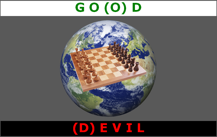 The Global Strife of Evil against Good