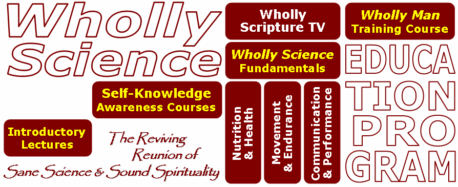 Education Program of Wholly Science