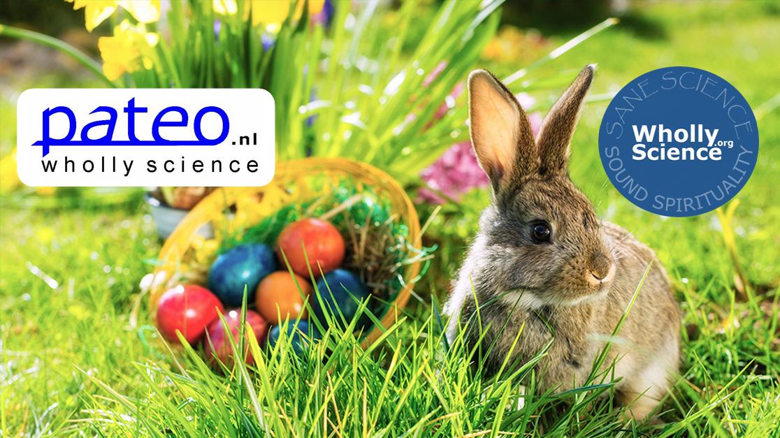 El cuento germánico del conejito de Pascua