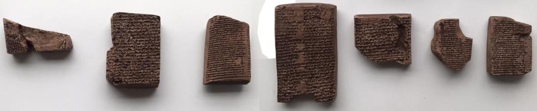 The Seven Tablets of the Enuma Elish