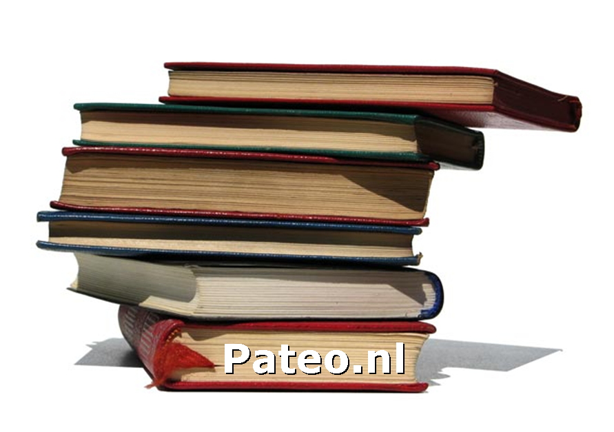 Pateo's Used Books Library